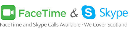 divorce solicitors motherwell available for facetime and skype calls